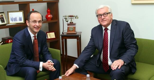 Germany urges Albania on judicial reform, key to EU step