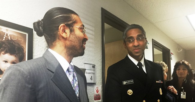 Surgeon general calls for greater investment in opioid fight