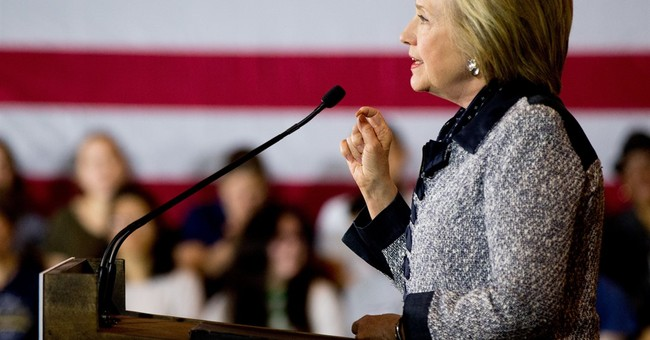 Clinton says Trump's Orlando response merely 'bizarre rants'