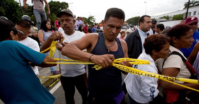 4th person dies as a result of food riots rocking Venezuela