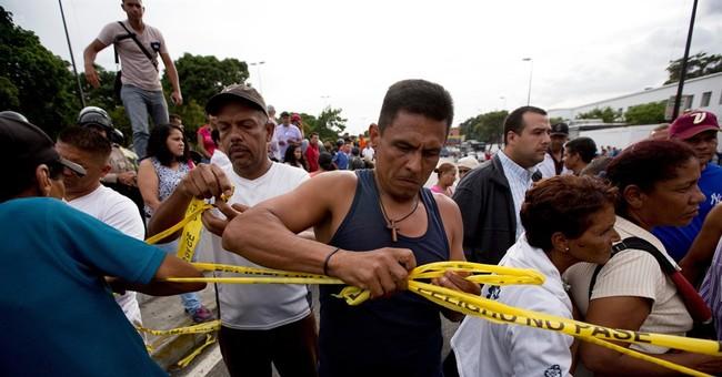 4th person dies as a result of food riots rocking Venezuela
