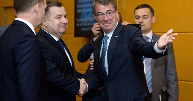 NATO ministers approve expanded aid package for Ukraine