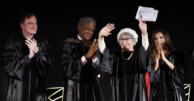 Longoria asks film grads to use Rita Moreno as guiding light