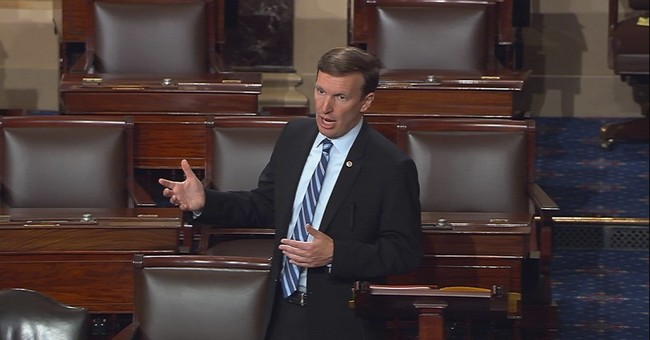 In wake of mass shootings, Dem senator wages filibuster