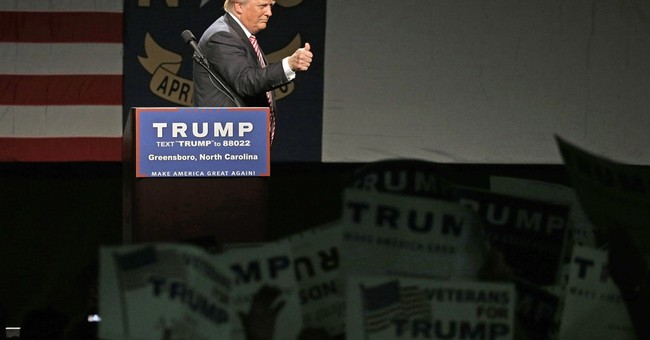 The Latest: Gawker posts anti-Trump playbook; is it DNC's?
