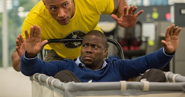 Review: Johnson, Hart light up 'Central Intelligence'