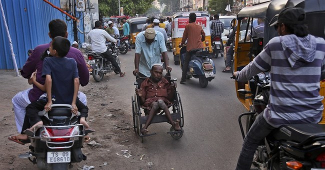 Indian city on alert as polio strain found in sewage water