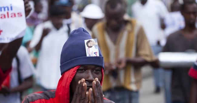 Interim president's mandate expires in drifting Haiti