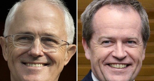 Australian elections a bore next to US, and that's a relief