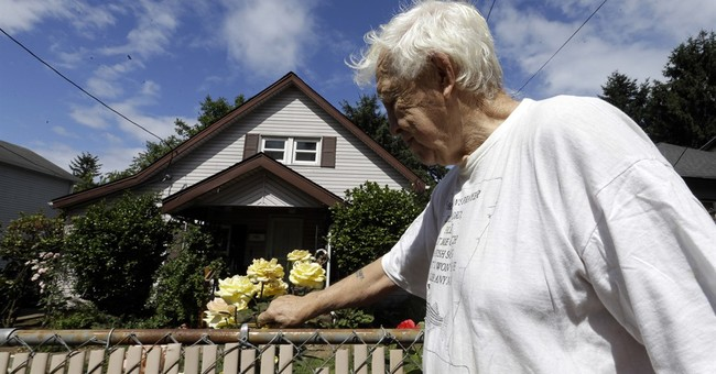 The Latest: Portland plans to foreclose on 'zombie homes'