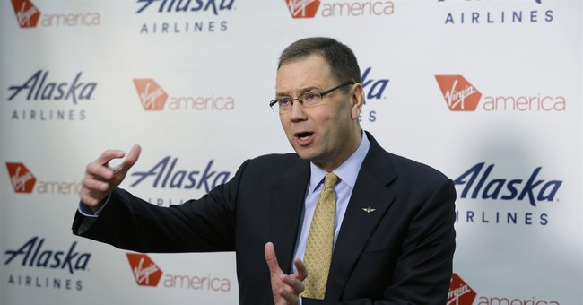 Alaska Airlines CEO says he might keep Virgin America brand