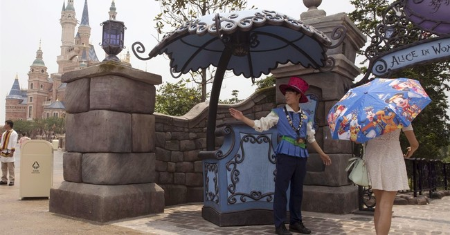 Disney opens 'distinctly Chinese' Shanghai park