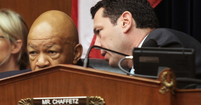 GOP-led House committee pushes through censure of IRS head