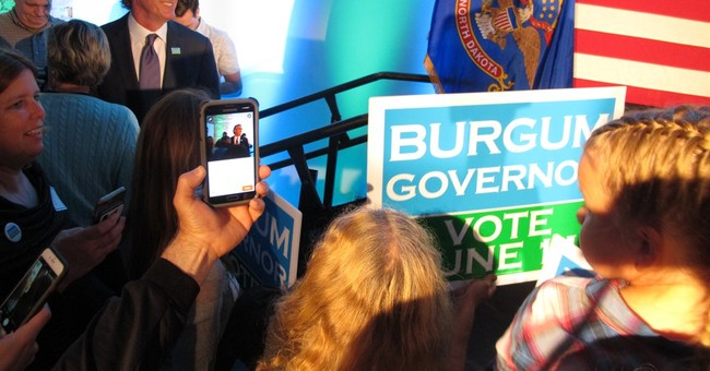 North Dakota primary voters turn aside GOP establishment