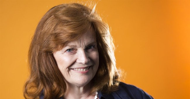 Blair Brown is happy to be sentenced to a role on 'Orange'