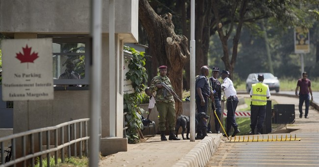 Kenya: Bomb scare at Canadian High Commission over visas