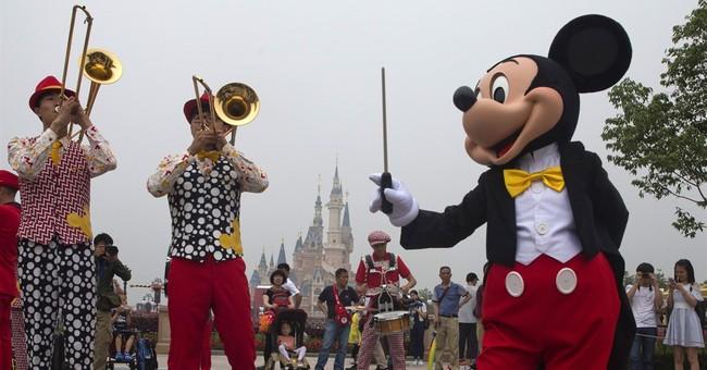 Shanghai Disneyland opens with hopes cash will rain down