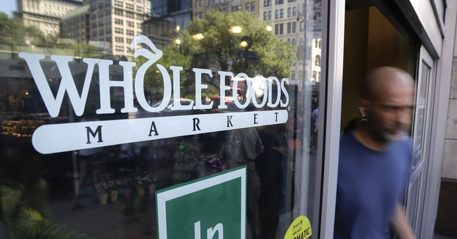 Shares of Whole Foods weighed down by FDA warning
