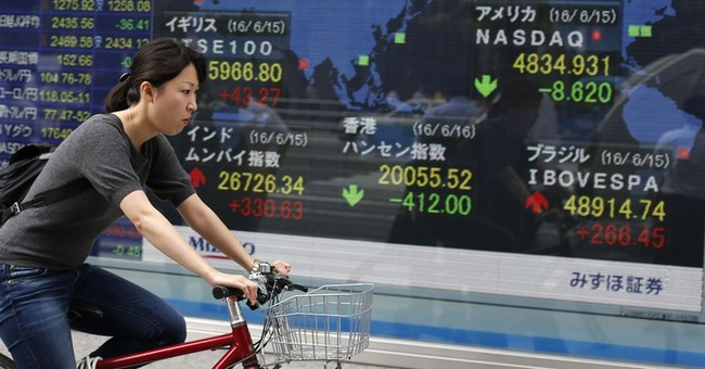 Global markets drop as Bank of Japan stands pat on stimulus
