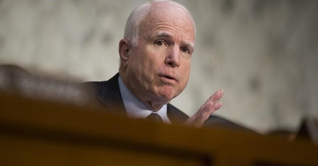McCain: Obama 'directly responsible' for Orlando shooting