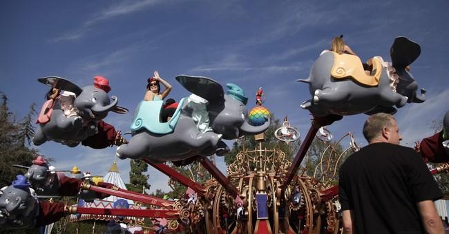 Tokyo, Paris, now Shanghai: Small world for Disney parks