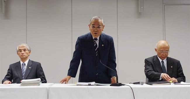 Japan lawmaker denies pressuring TEPCO not to say 'meltdown'