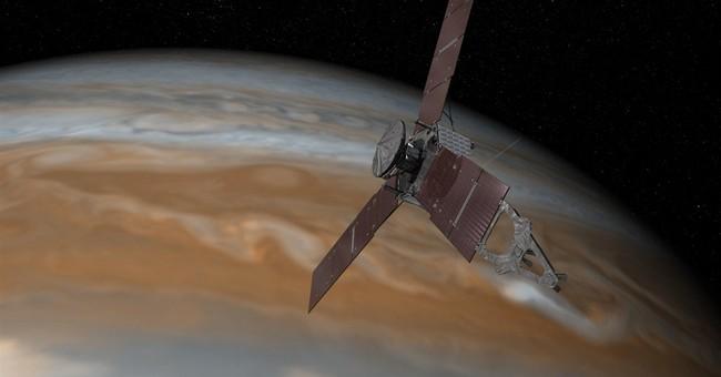 NASA spacecraft barreling toward Jupiter for July 4 meetup