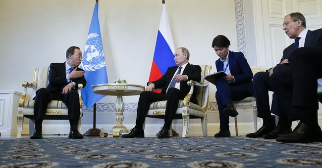 Ukraine 'outraged' by UN chief's remarks on Russia