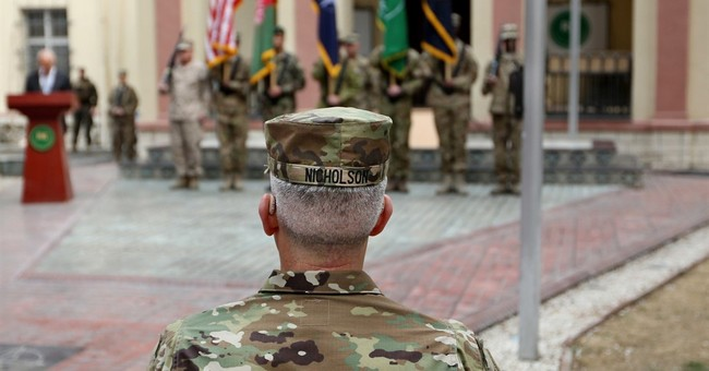 US commander in Afghanistan submits his 3-month take on war