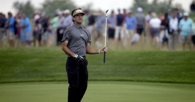 Pushing the 'Restart' Button for Round 1 of US Open