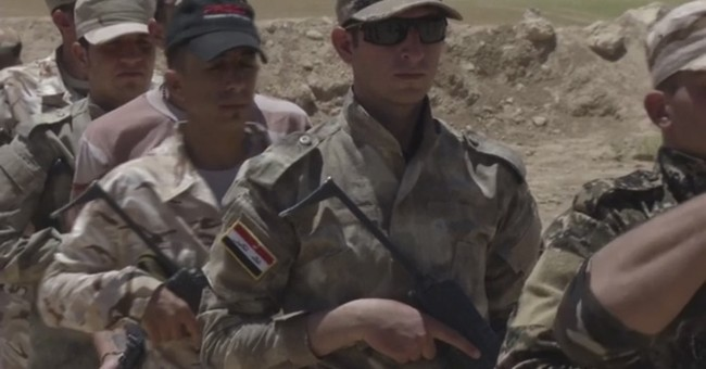 Christian militias fighting IS in Iraq hope for US support