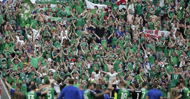 A 2nd Northern Ireland fan has died at Euro 2016
