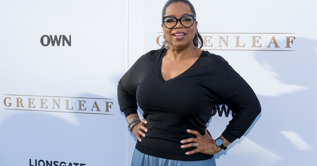 In wake of Orlando, Winfrey questions assault-weapon sales