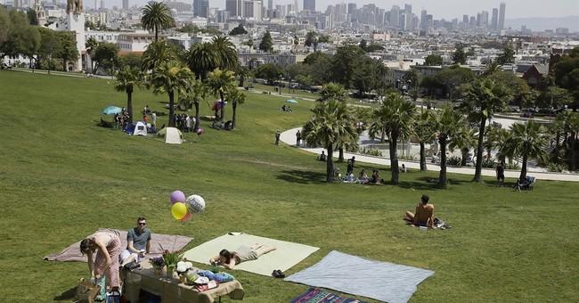 San Francisco plan to rent out grassy park space draws furor