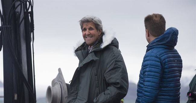 Kerry's Arctic climate change adventure hits Greenland