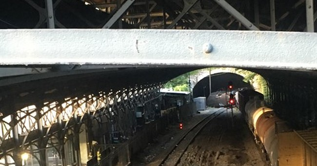 Rail traffic returns to Baltimore tunnel after derailment