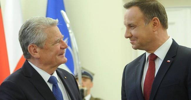 German president Gauck visits Poland to mark 1991 treaty