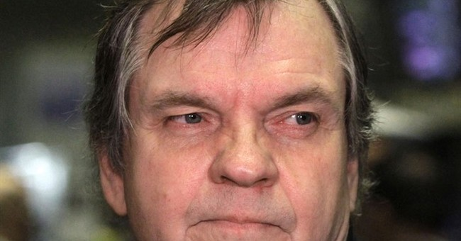 Singer Meat Loaf collapses during concert in Canada