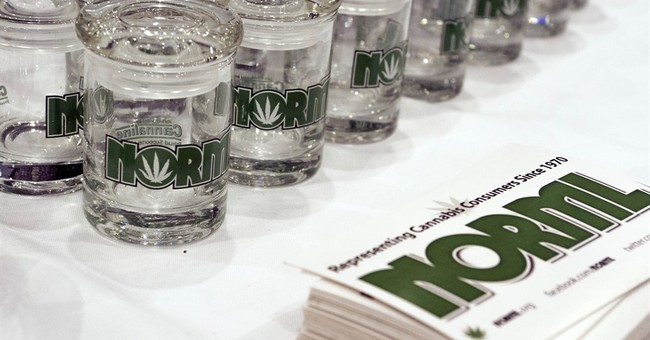Pot unites businesspeople and hippies at cannabis conference