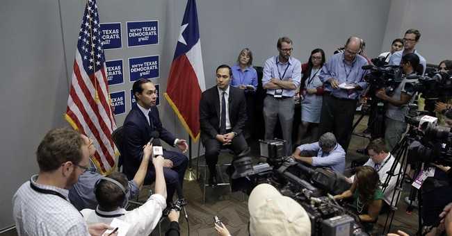 Julian Castro says he's not being vetted for vice president