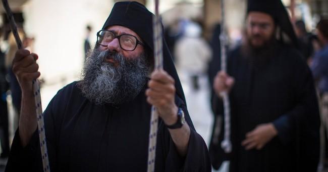 Orthodox Christian leaders make last-minute appeal for unity