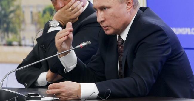 Putin calls on Europe to improve ties despite sanctions