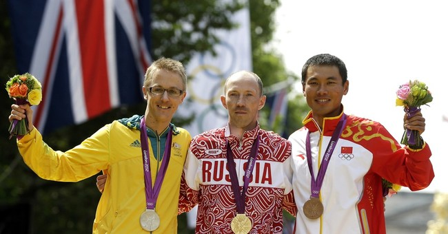 Tallent finally receives 2012 Olympic gold, four years late
