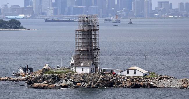 Nation's oldest lighthouse celebrates 300th anniversary