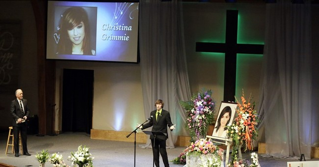 Thousands say farewell to slain 'Voice' singer at services