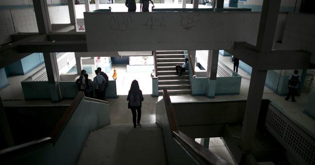 No food, no teachers, violence in failing Venezuela schools