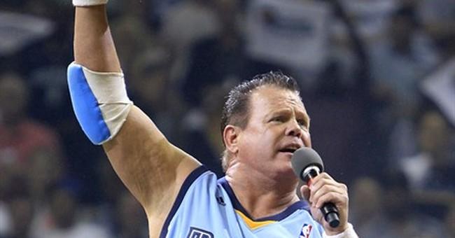 Wrestler Jerry Lawler, girlfriend arrested in Memphis