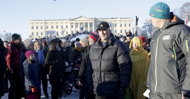 Norway celebrates King Harald's 25th anniversary as monarch