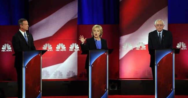 The Latest: Updates from the Democratic presidential debate