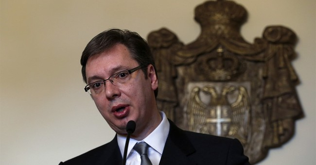 Serbian PM urges early election in 2016 to cement power